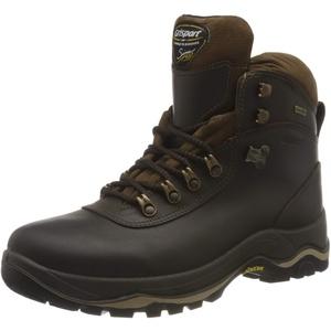 Grisport Herren Evolution Hiking Boot Wanderstiefel, braun, 40 EU