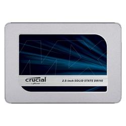 Crucial MX500 SSD 2TB 2,5 Zoll int. Festplatte SSD-Festplatte