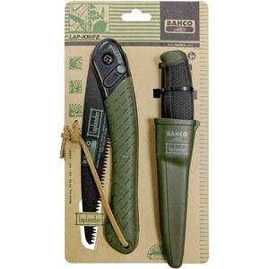 Bahco Hand LAP-KNIFE Gartensäge, Gartenmesser 190mm