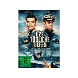 U23 - Tödliche Tiefen DVD