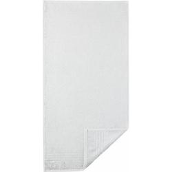 Egeria Handtuch Madison (2-St), mit Bordüre grau
