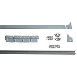 Laufschienen-Set 30 x 5 mm, 1,88 m lang