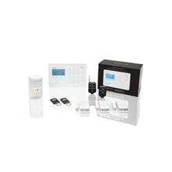 Safe2Home Safe2Home® SP210 mit Sabotageschutz – WIFI / GSM / SMS Alarmierung - Lichtsteuerung Alarmanlage