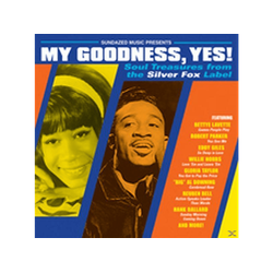 VARIOUS - My Goodness,Yes-20tr- (CD)