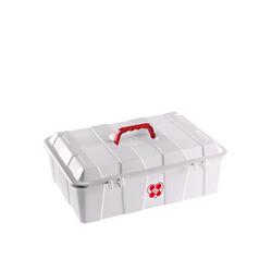 HTI-Living Aufbewahrungsbox Medizinbox 7 L Erste Hilfe, Medizinbox