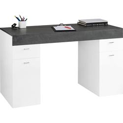 Tecnos Schreibtisch Sliding, Tischplatte ausziehbar