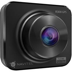 NAVITEL Dashcam R300 GPS schwarz