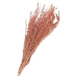 Kunstpflanze, VBS, 100 g, 55 cm rosa