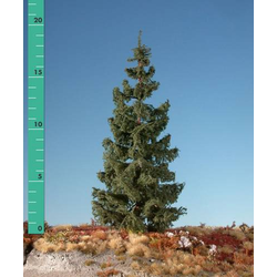 Silhouette 273-02 Baum Fichte 2St.