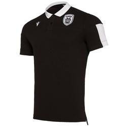 PAOK Thessaloniki macron Herren Polo-Shirt 58018637 - S