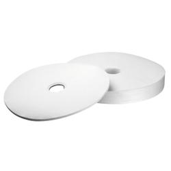 Bartscher Rundfilterpapier, Filterpapier für Bartscher PRO II Kaffeemaschine und Regina Plus Kaffeemaschine, Durchmesser: 195 mm, 1 Karton = 250 Stück