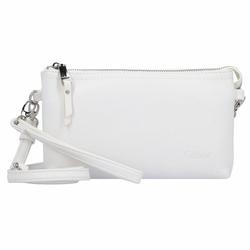 Gabor Emmy Clutch Tasche 21 cm white