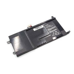 vhbw Akku passend für Terrans Force T5-Skylake-1060-67SH1, T5-Skylake-1060-67T Notebook (4050mAh, 14.8V, Li-Ion, schwarz)