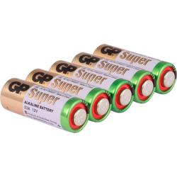 GP Batteries Alkaline Rundzellenbatterie 23A Batterie, (12 V)