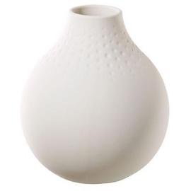 Villeroy & Boch Collier Blanc Vase Perle klein 11x11x12 cm, Collier Blanc 1016815516