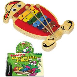 Voggy's Glockenspiel-Set  bunt