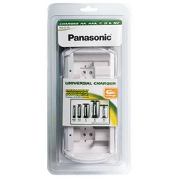 Panasonic Ladegerät BQ-CC15 Unilader