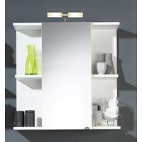 Posseik Spiegelschrank 68 cm weiß