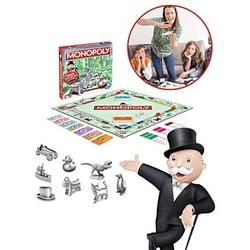 Hasbro MONOPOLY-Classic Neuauflage Brettspiel