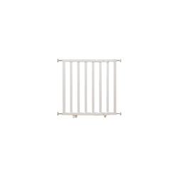 roba® Türschutzgitter Schutzgitter Holz, 62-106 cm, weiß