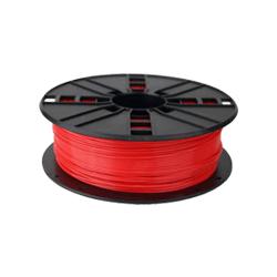 WhiteBOX 3D-Filament PLA feuerrot 2.85mm 1000g Spule