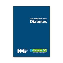 Gesundheits - Pass Diabetes (DDG)