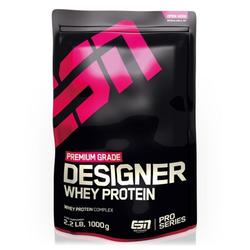 ESN Designer Whey 1kg (Geschmack: Erdbeere-Weiße-Schokolade)