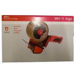 Handabroller für Packband, Für Packband 66 m : 50 mm, 1 Handabroller