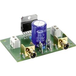 Stereo-Verstärker Bausatz 9 V/DC, 12 V/DC, 18 V/DC 35W 2Ω