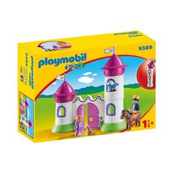 Playmobil® Spielfigur PLAYMOBIL® 9389 Schlösschen mit Stapelturm