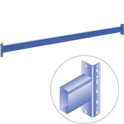 66-27655 Traverse Stahl lackiert Enzian-Blau Traversen