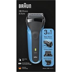BRAUN Series 3-310BT elektrischer Rasierer