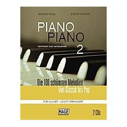 Piano Piano  leicht arrangiert - Hörbuch