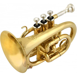 Chicago Winds CC-TR2100L Taschentrompete - Trompete