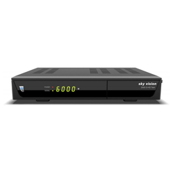 Sky Vision Vision 2000 S-HD Twin Sat-Receiver SAT-Receiver