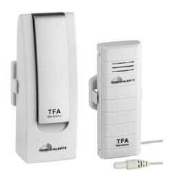 WEATHERHUB Temperaturmonitor für Smartphones, Set 2