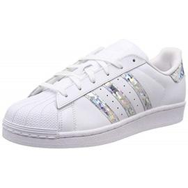 adidas Superstar white glitter silver white, 38 ab 57,00