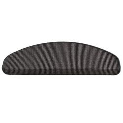 Stufenmatten einzeln oder im 15er Set grau ca. 4/66/24 cm