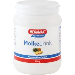 Molke Drink Megamax Ananas Pulver