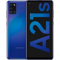 Samsung Galaxy A21s 4 GB RAM 64 GB blue