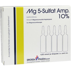 MG 5 SULFAT 10%