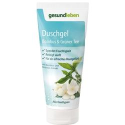 GESUND LEBEN Duschgel Bambus & Grüner Tee