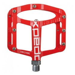 Xpedo Blockpedale Pedal Xpedo SPRY rot 9/16', XMX24MC