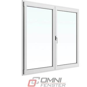 Balkontür auf Maß Terassentür PVC 1600 mm Breite Fenster optional mit Rolladen