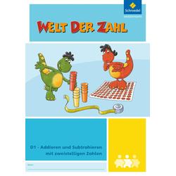 Welt der Zahl - I-Materialien (D1): Buch von