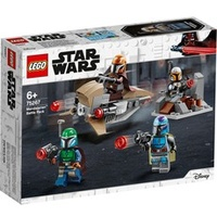 Lego Star Wars Mandalorianer Battle Pack