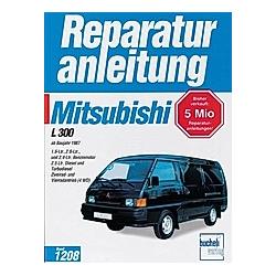 Mitsubishi L 300 (ab Baujahr 1987) - Buch