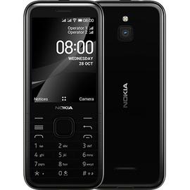 Nokia 8000 4G Handy onyx black