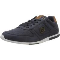 BUGATTI Report Sneaker in dunkelblau