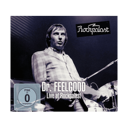 Dr. Feelgood - Live At Rockpalast (CD + DVD Video)